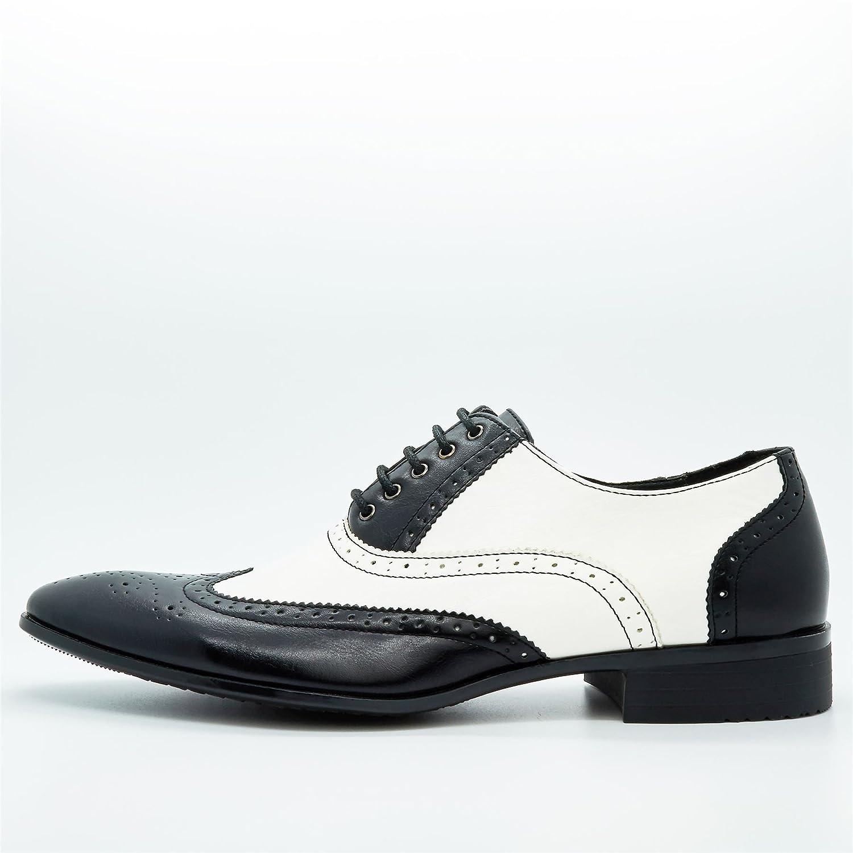 Pablo Uomo Oxford Brogue borse it e Scarpe London Footwear Amazon CqBw55