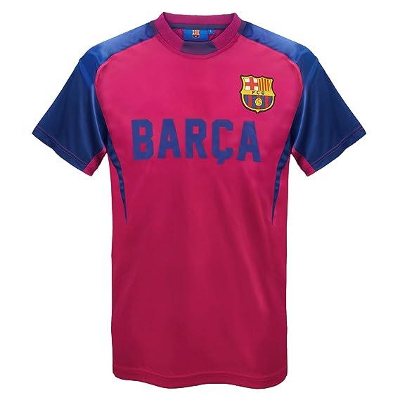 FC Barcelona - Camiseta oficial para entrenamiento - Para hombre ...