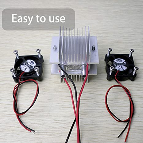 Amazon in: Buy DIY Thermoelectric Sets Peltier Cooling Water Cooling