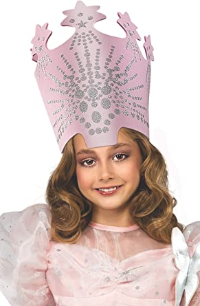 Wizard of Oz Deluxe Glinda Tiara Halloween Accessory