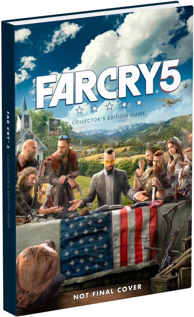 Guide de Jeu Far Cry 5 - Version Française [Importación francesa]: Amazon.es: Videojuegos