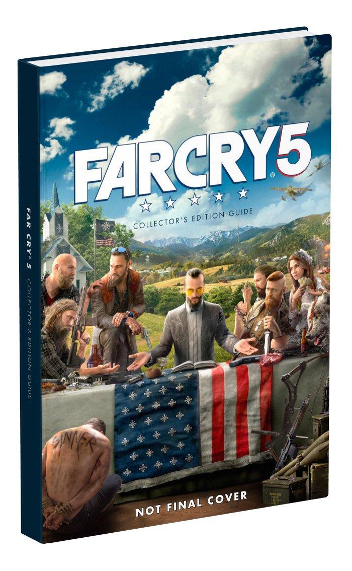Guide de Jeu Far Cry 5 - Version Française [Importación francesa ...