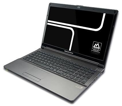 Mountain StudioMX 154G Core Portatil, Ordenador portatil (I5- 4310M, Procesador Intel CoreTM