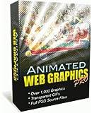 Über 1000 animierte Web-Grafiken in Top-Qualität!