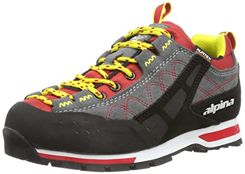 Alpina 680273 - Zapatillas de montaña Unisex adulto: Amazon.es: Zapatos y complementos