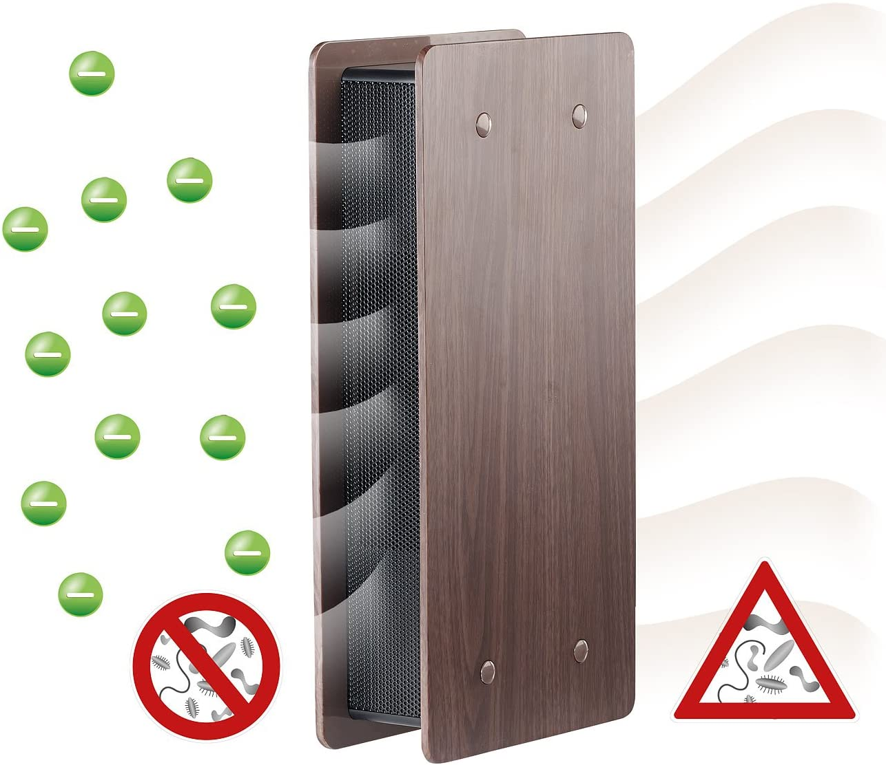 Newgen Medicals – Ozono dispositivo: purificador de aire con ...