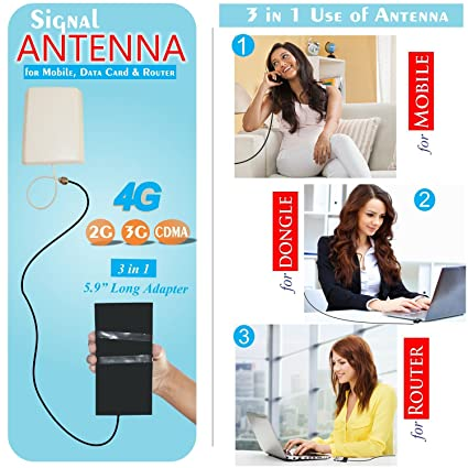 FNS Network Antenna for Mobile, Data Card, Router