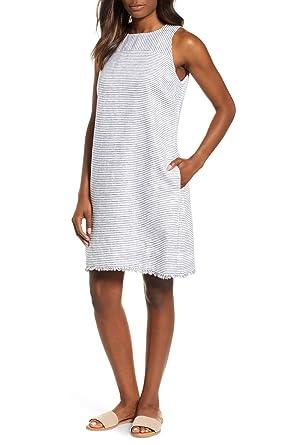 5cbd17bd1fc Tommy Bahama Women s Crystalline Waters Shift Dress (New Blue Opal
