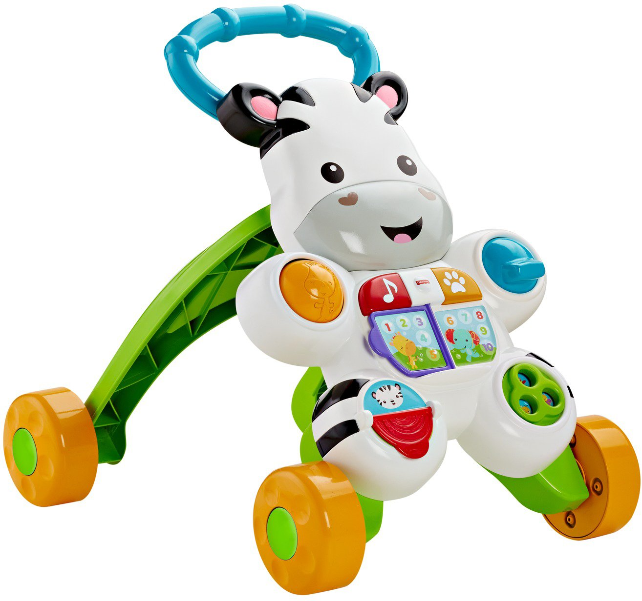 Fisher-Price Learn with Me Zebra Walker by Fisher-Price (Image #15)