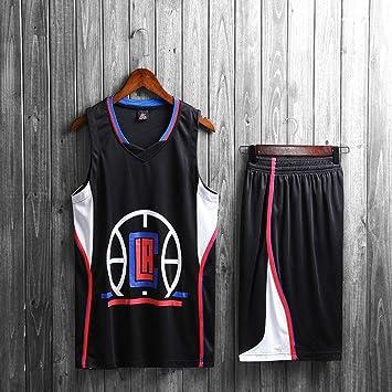 Ropa De Baloncesto PPOUTDD # 23 para Hombre - Clippers Paul George ...