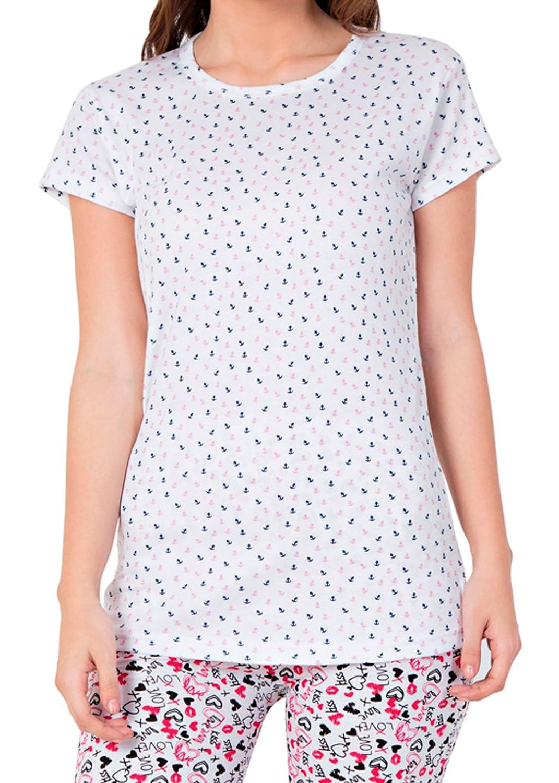 fflirtygo capri set for women cotton nightwear pyjama set for women night  dress  ... 3ebb09bd3