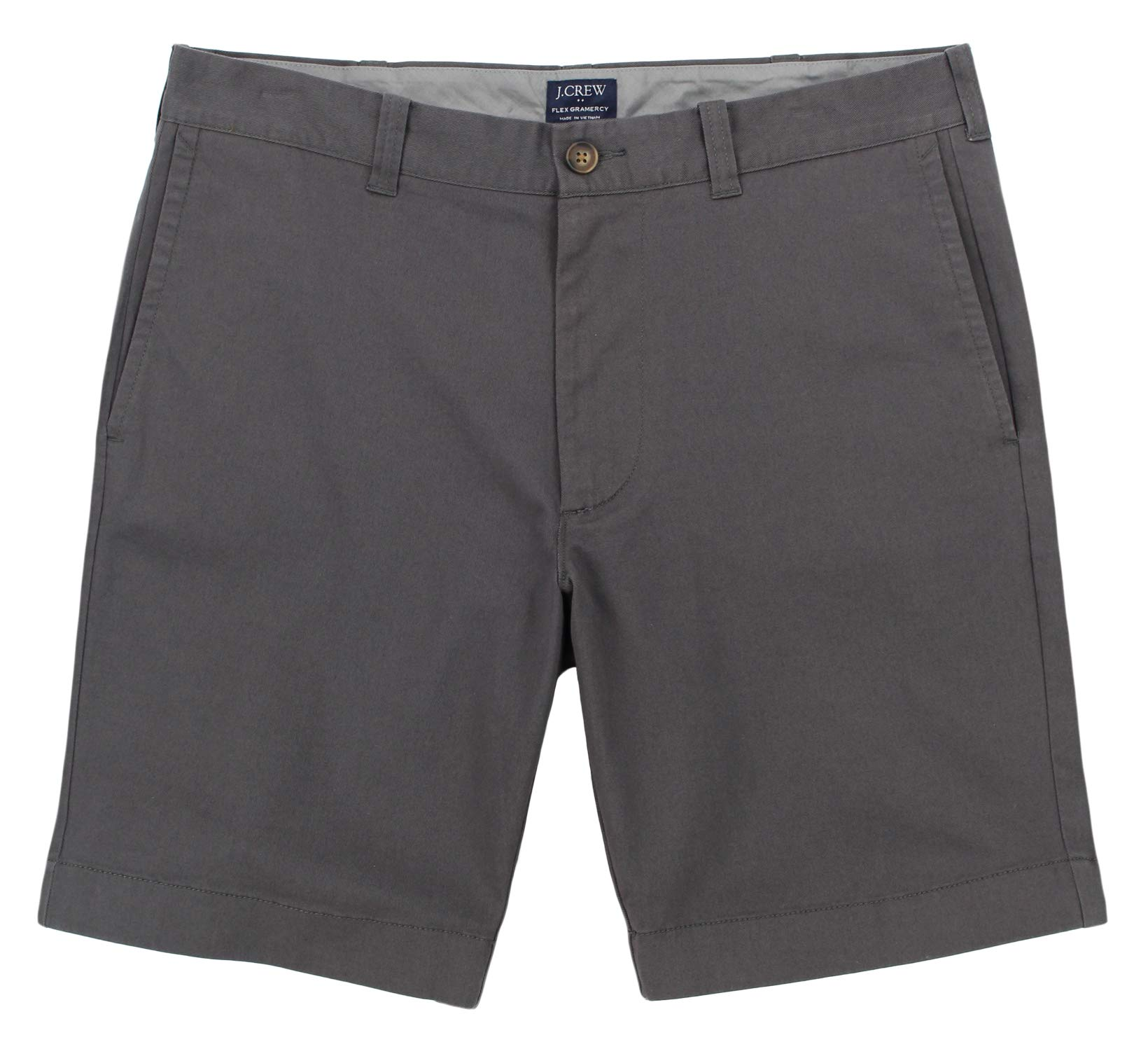 J Crew Mens Embroidered Oxford Gramercy Short Blue Size 30X9