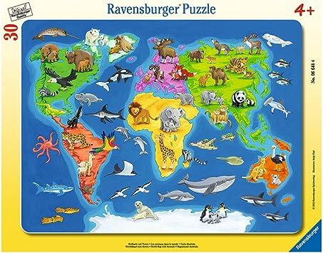 Ravensburger - Puzzle de 30 Piezas (37.3x29.3 cm) (6641 ...