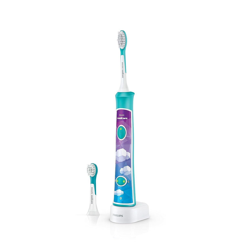 Philips Sonicare HX6322 04 - Cepillo de dientes eléctrico para niños con  Bluetooth y App divertida  Philips  Amazon.es  Salud y cuidado personal f30b8bc7260c