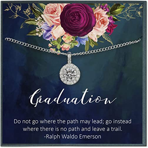 Graduation Gifts for Her College Graduation Gifts for High School Graduation Gifts for Graduation Gifts for Best Friend Graduation Jewelry for PHD