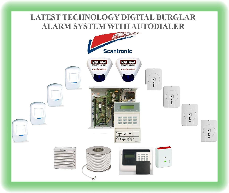 tc220- gsm Autodial Tienda Oficina casa Premium de Seguridad ...