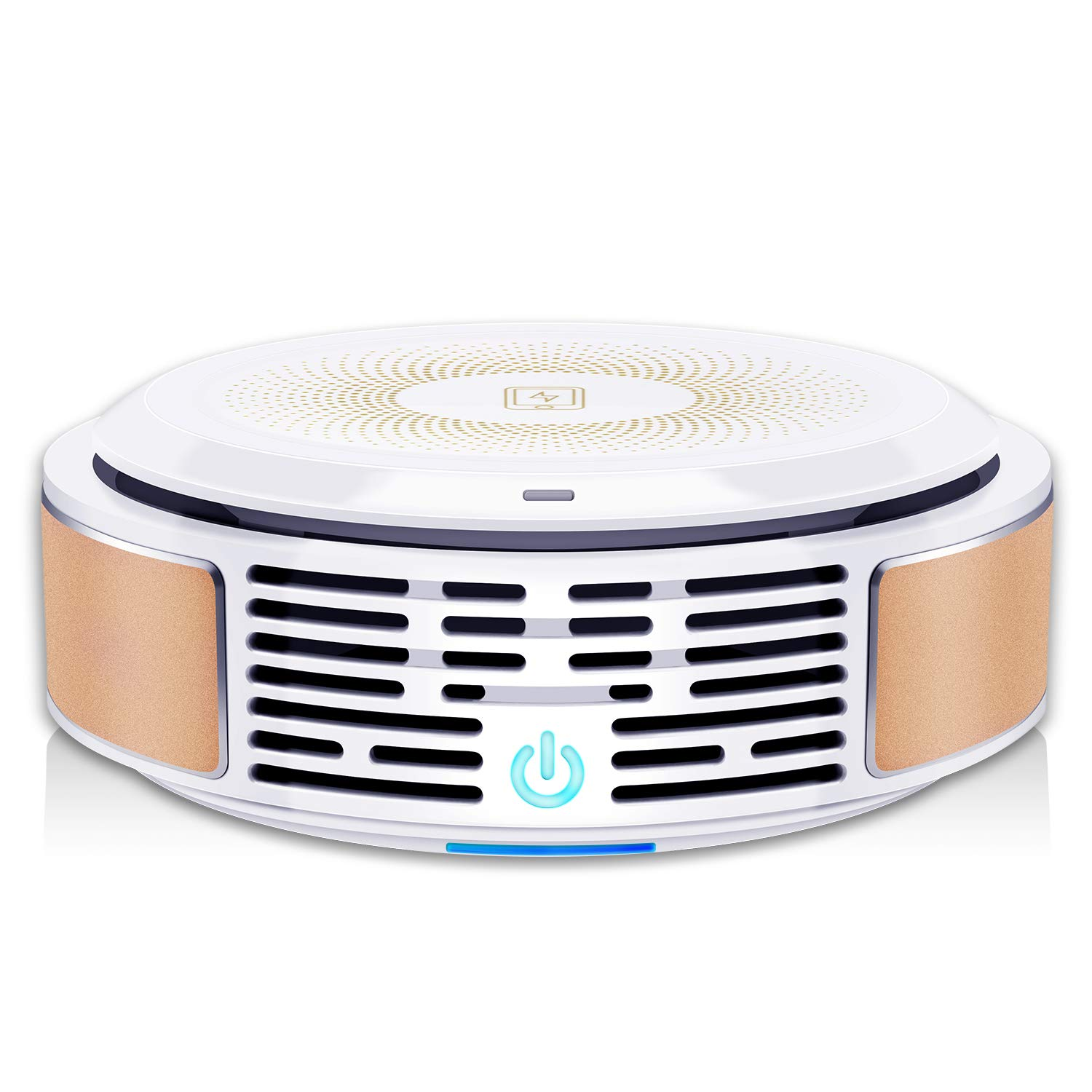 Diateklity True HEPA Replacement Filter, Compatible Air Purifier Only, Blue