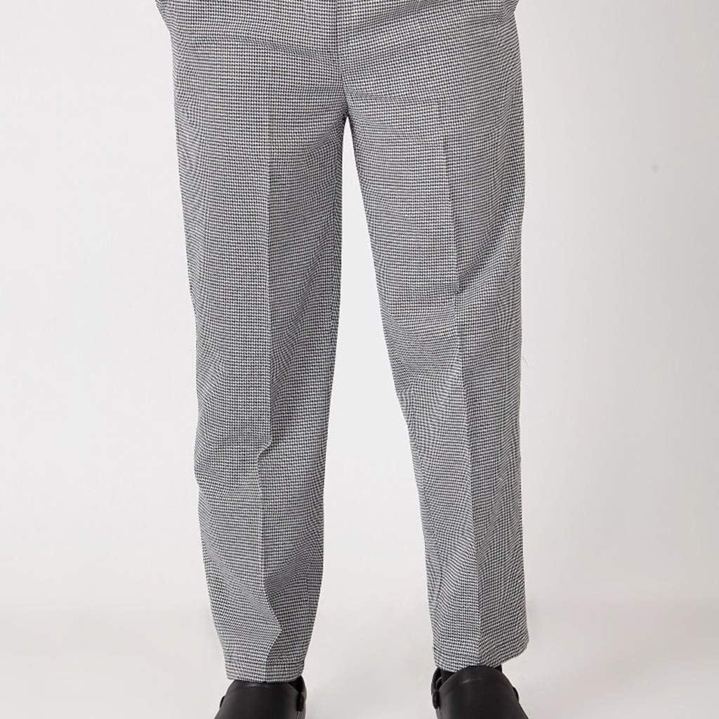 non-brand Sharplace Uniforme Pantaloni Cameriere Ristorante Caff/è Ristorante Costuo Pant