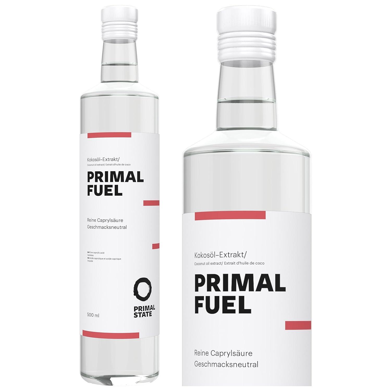 Primal State C8 MCT Öl短链脂肪酸油 纯净辛酸油