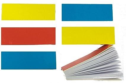 V-VAPE (5 Packs Of 3)Plain 750 Multi Colour Books Roaches Plain Roach  Filter Tips