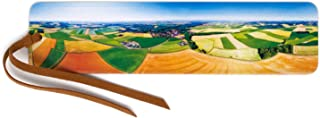 product image for Croplands - Wooden Bookmark with Suede Tassel