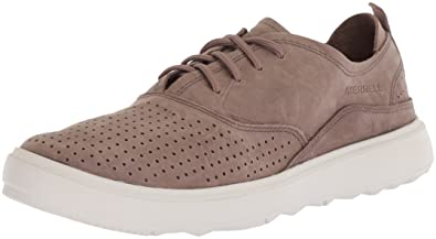 348c30406d8a Merrell Around Town City Lace Air Women 5 Pine Bark