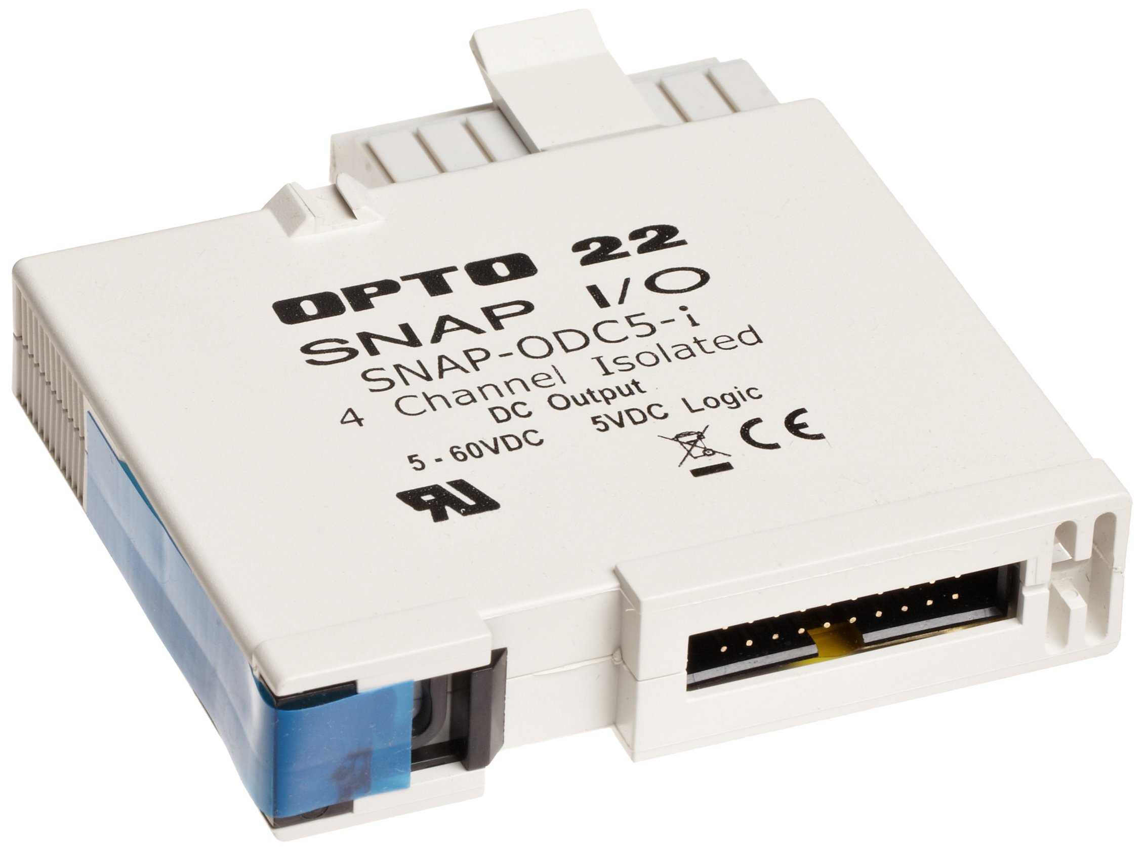 Opto 22 SNAP-ODC5-I - SNAP Digital (Discrete) Output Module, 4 Isolated Channels, 5-60 VDC