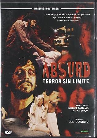 ABSURD: Terror sin Límite [DVD]