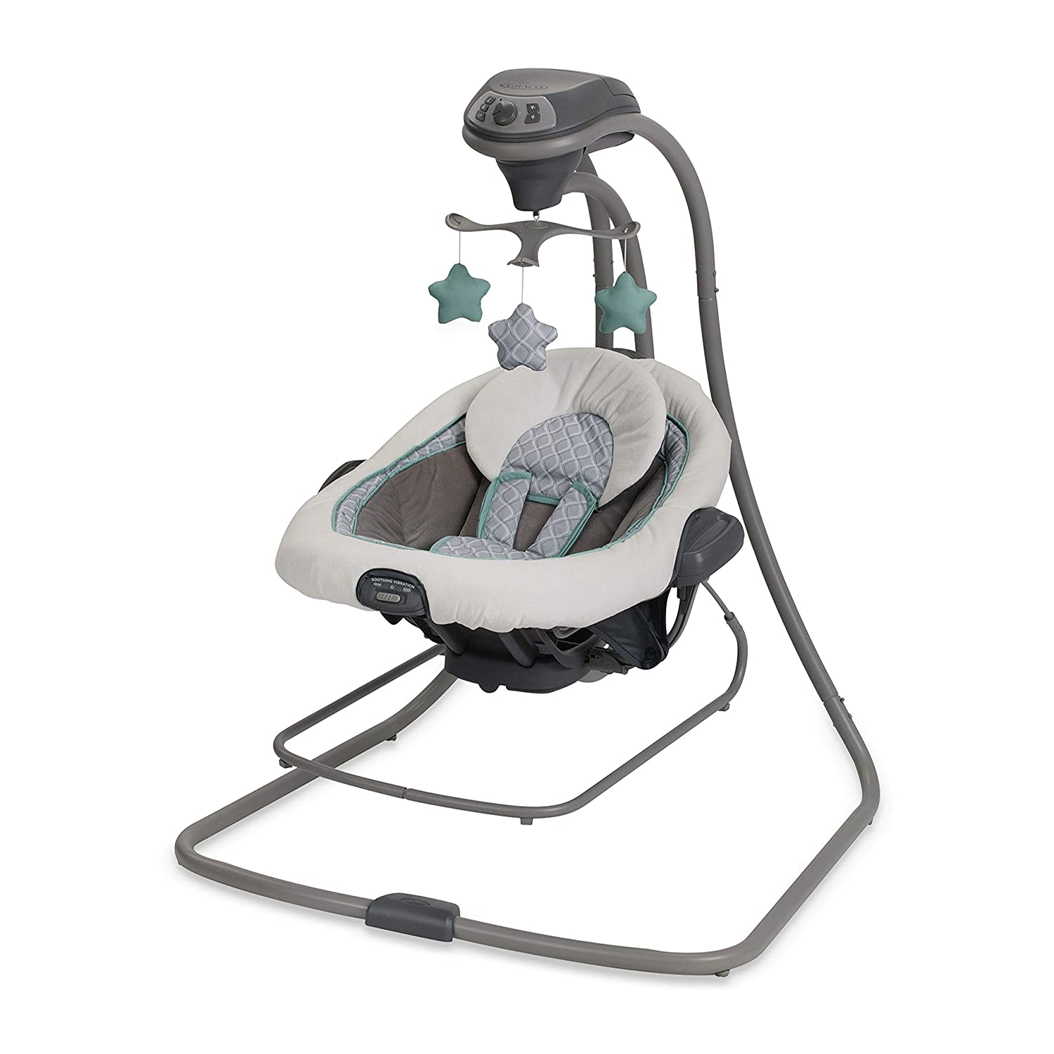 graco duetconnect lx swing and bouncer