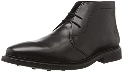Chatham Gable, Desert Boots Homme, Marron (Dark Brown 002), 43 EU