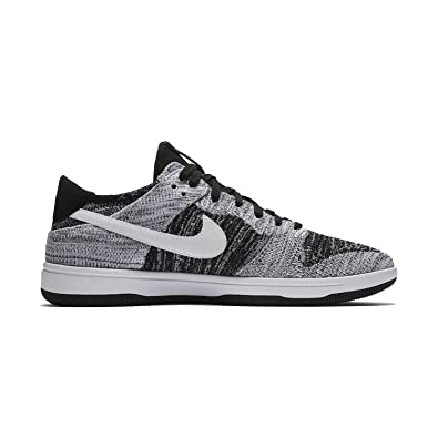 Nike Men's Dunk Flyknit Black/White 917746-003 (SIZE: ...