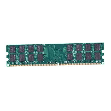 TOOGOO DDR2 4GB Memoria RAM 1.5V 800MHZ PC2-6400 240 Pin ...