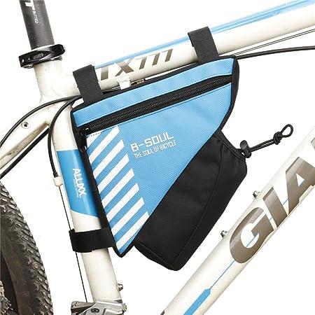 Paquete de cuadro de bicicleta Alforja deportiva for bicicleta ...