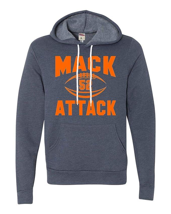 Adult Mack Attack Deluxe Super Soft Sweatshirt Hoodie