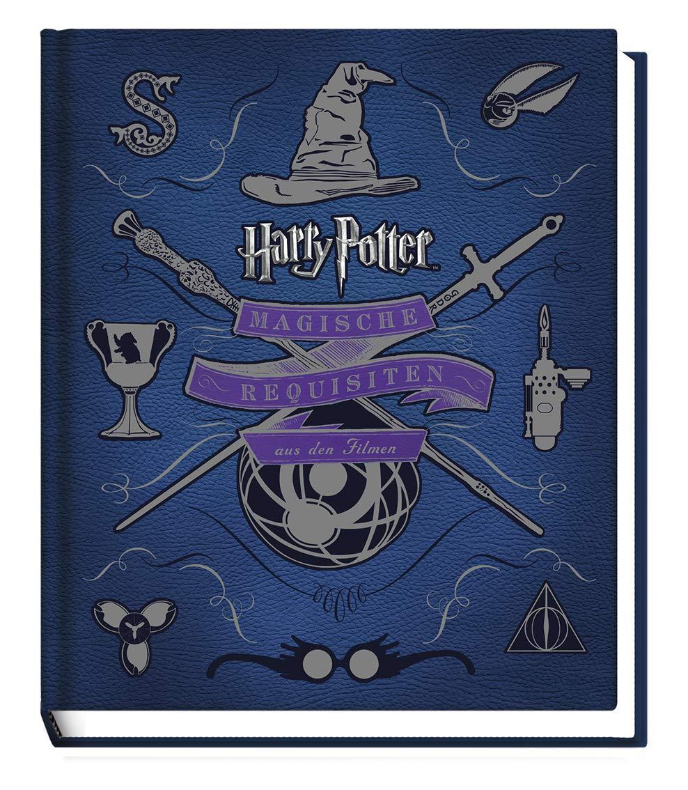 Harry Potter: Magische Requisiten aus den Filmen Gebundenes Buch – 29. August 2016 Jody Revenson Panini 383323279X empfohlenes Alter: ab 9 Jahre