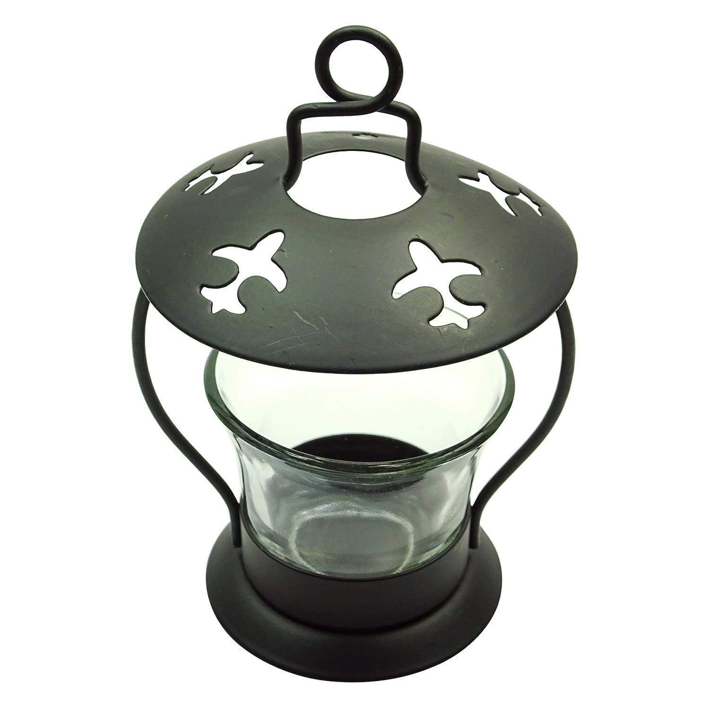 Decorative Mini Candle LanternメタルアートWall Hangingテーブルデコレーションランプ B072BJQ5H1