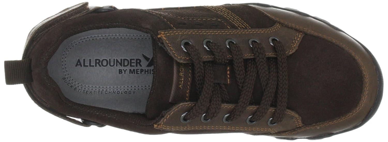Allrounder Allrounder Allrounder by Mephisto Nika P2002525, scarpe da ginnastica Donna 442b71