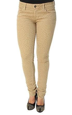 283d76540e Amazon.com  Vans Womens Denim Skinny Fit Jeans  Clothing