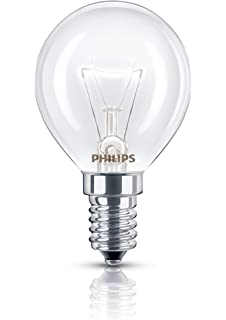 Genuine Hotpoint Oven Glass Lamp Lens Cover 15W SES Screw in Light Bulb