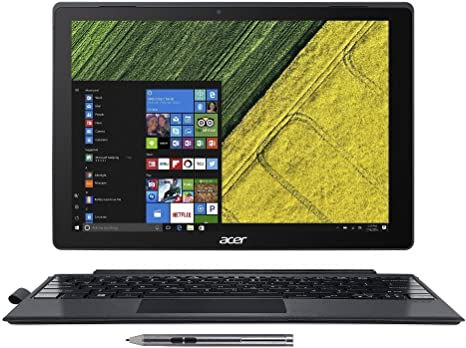 ACER NT.LCEAA.005Acer Switch Alpha 12 2 in 1 Laptop/Tablet, 12