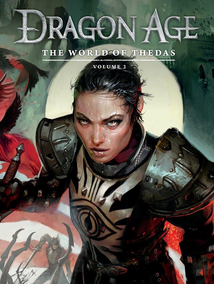 Dragon Age World Thedas 2
