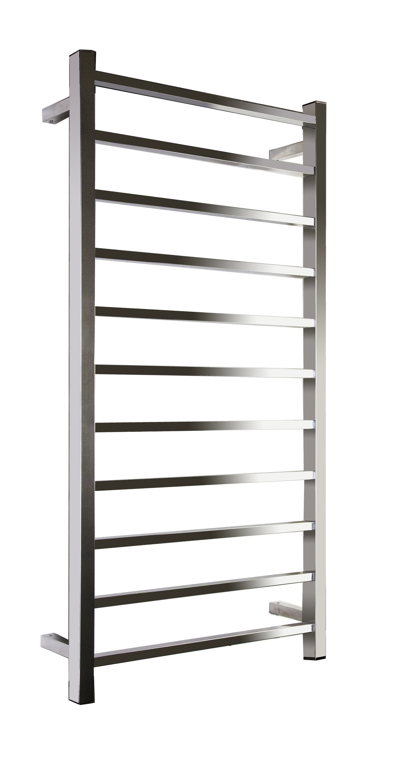 Virtu USA VTW-114A-PC Kozë Collection Towel Warmer, Polished Chrome
