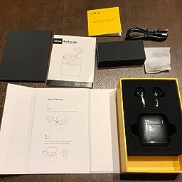Amazon Co Jp Ifデザイン Ces受賞 Earfun Air Bluetooth 5 0 ワイヤレスイヤホン タッチ式 自動装着検出 最新のtws技術 デュアルマイク 35時間再生 Usb C充電 ワイヤレス充電 16段階音量調節 Ipx7防水 自動ペアリング 6mm高感度複合ドライバー c対応