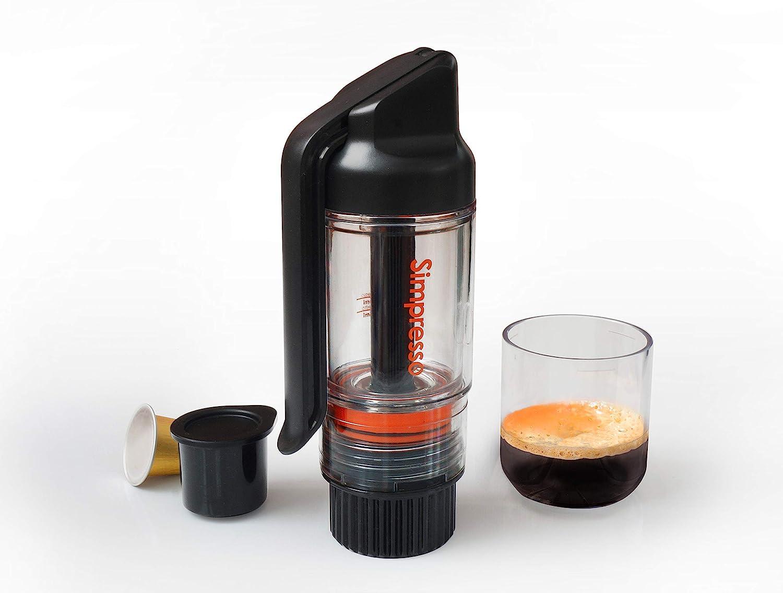 Simpresso Portable Espresso Maker (Paquete de viaje premium ...