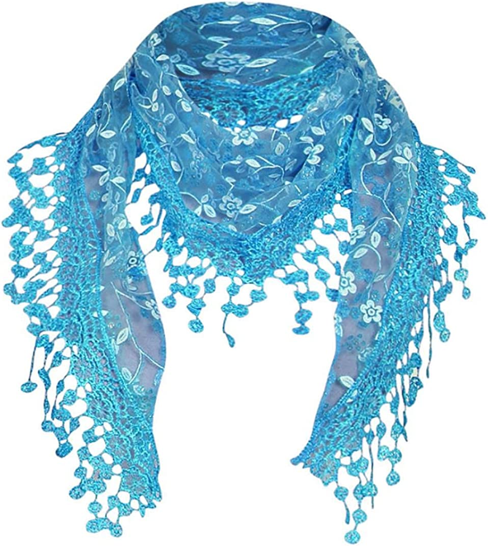Bolayu Scarf Gril Lace...