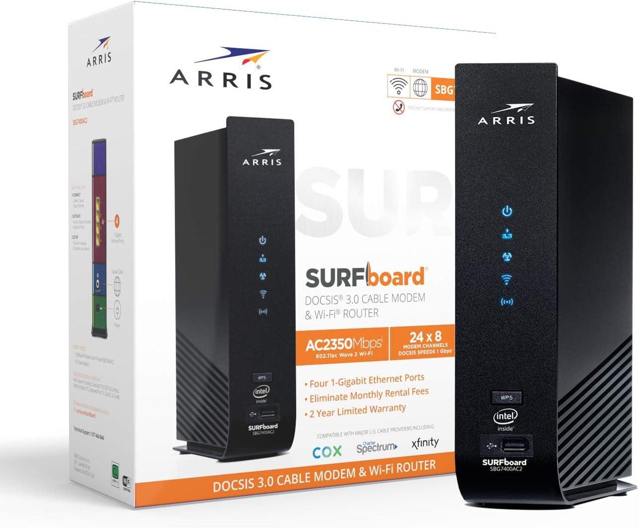 ARRIS Surfboard SB8200 Modem
