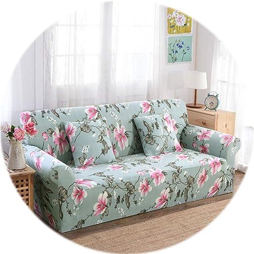Secret-shop 1 Funda elástica para sofá con Estampado, Funda ...