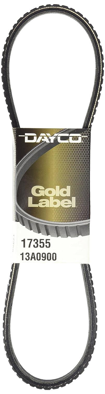 Dayco 17355 Fan Belt
