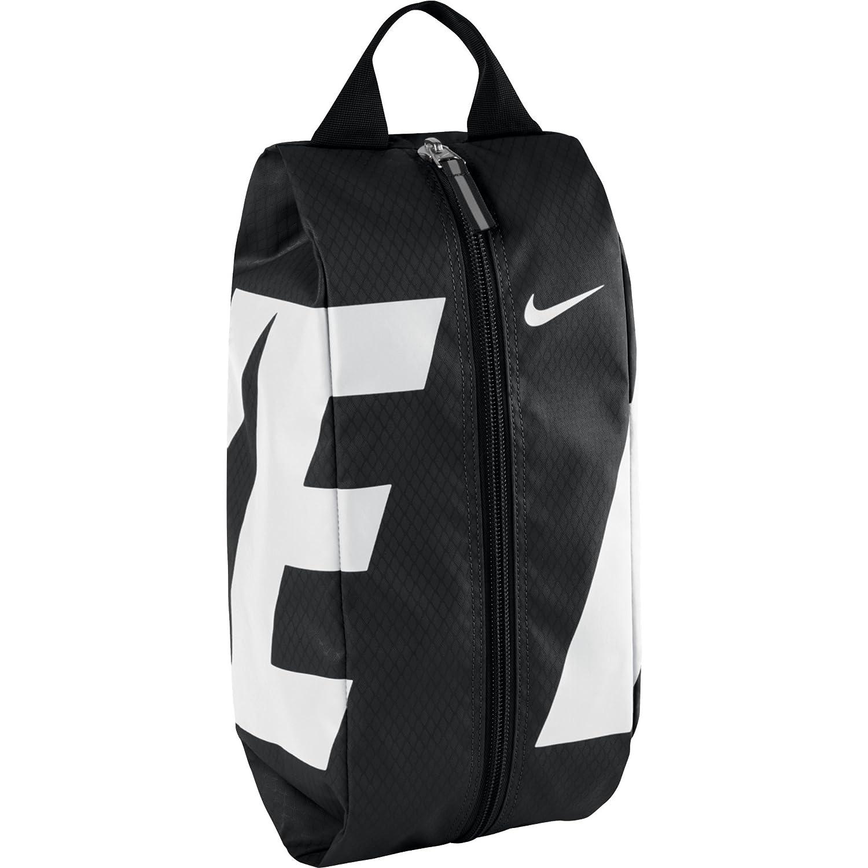 f19d61269f2c Amazon.com  Nike TEAM TRAINING SHOE BAG ba4926 001 black  Toys   Games
