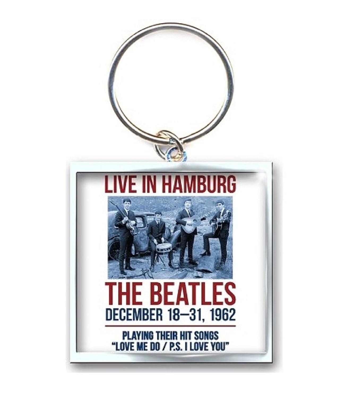 Amazon.com: Llavero con The Beatles – 1962 Hamburg Póster de ...